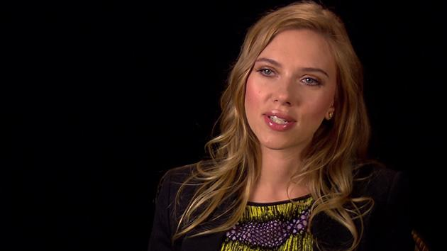 Scarlett Johansson talks nudity in Under The Skin