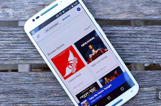 Pandora may ditch its ticket business to focus on streaming