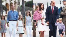 英國王室時尚地位受到威脅?西班牙王室成員穿著更勝一籌!