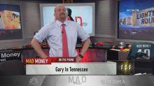 Cramer's lightning round: US Concrete could go higher bec...