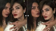 Priyanka Chopra Finally Shows Us Her Engagement Ring at this Party
