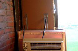 Air conditioners kill hard drives?