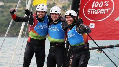 Voile - Tour Voile - Groupe Atlantic, vainqueur du Tour Voile sur le lac de Serre-Ponçon