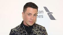 Colton Haynes Shares Throwback Hospital Pics to Show the Brutal Side of Addiction
