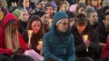 Thousands mourn Eurydice Dixon