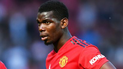 Video exposes Paul Pogba tension at Manchester Utd