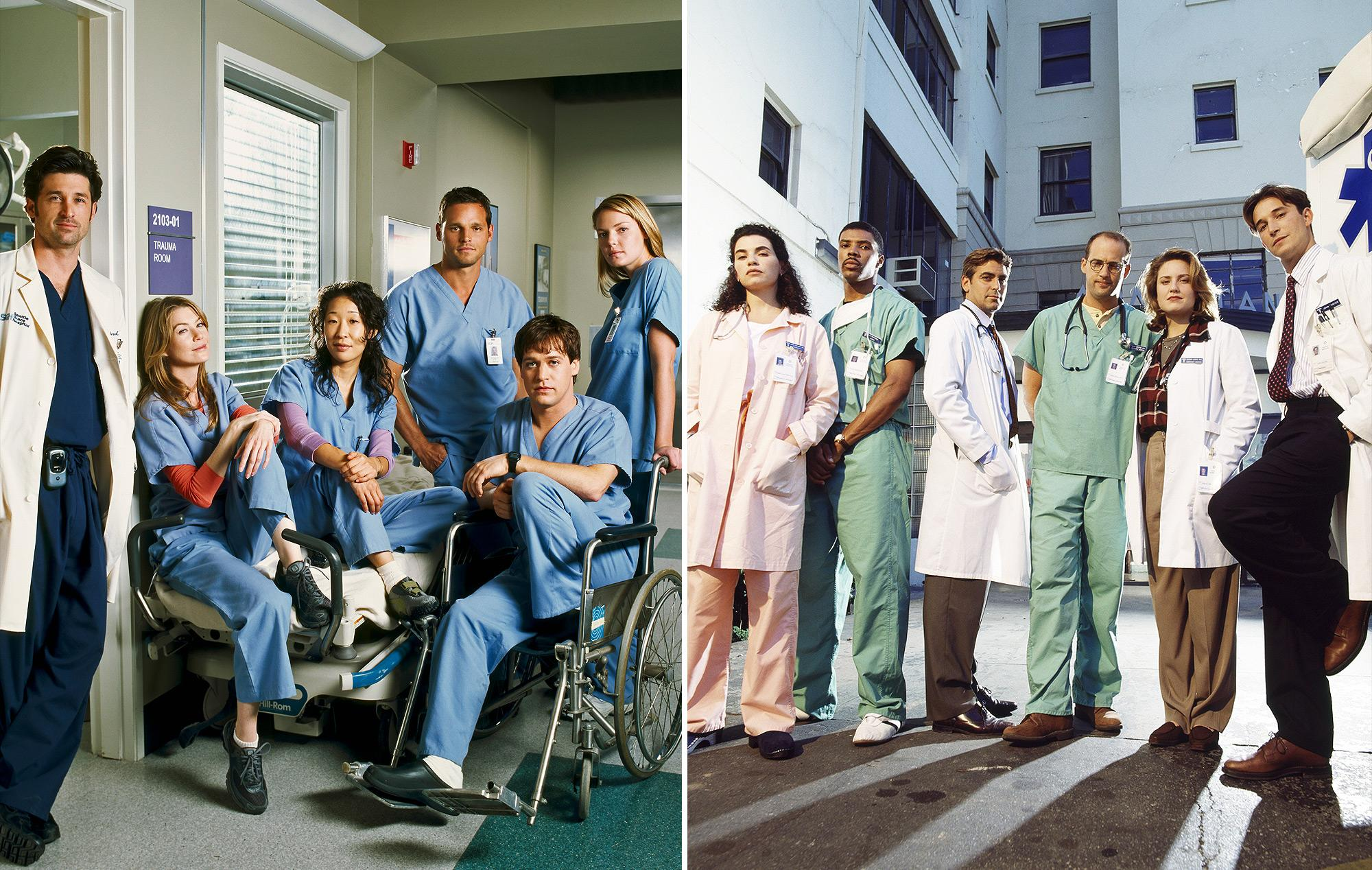 andrew greys anatomy cast - HD 2000×1051