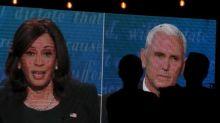 Pence-Harris VP debate foreshadows fight over U.S. Supreme Court