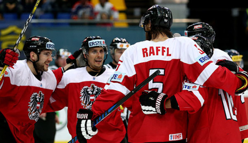 Eishockey: Österreich schlägt Südkorea bei B-WM klar