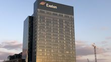 Exelon tower window falls again in Harbor Point