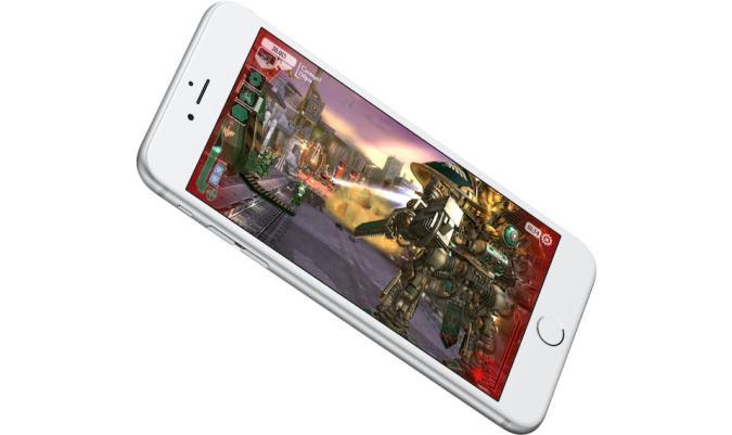 Apple iPhone 6s Plus contra la competencia