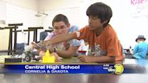 Keeping Central Fresno students busy during the summer