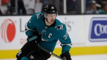 Sharks' Logan Couture could miss remainder of regular season