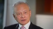 China, U.S. need to proceed together with 'good will': Chinese envoy