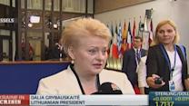 EU leaders pressure Russia with more sanctions