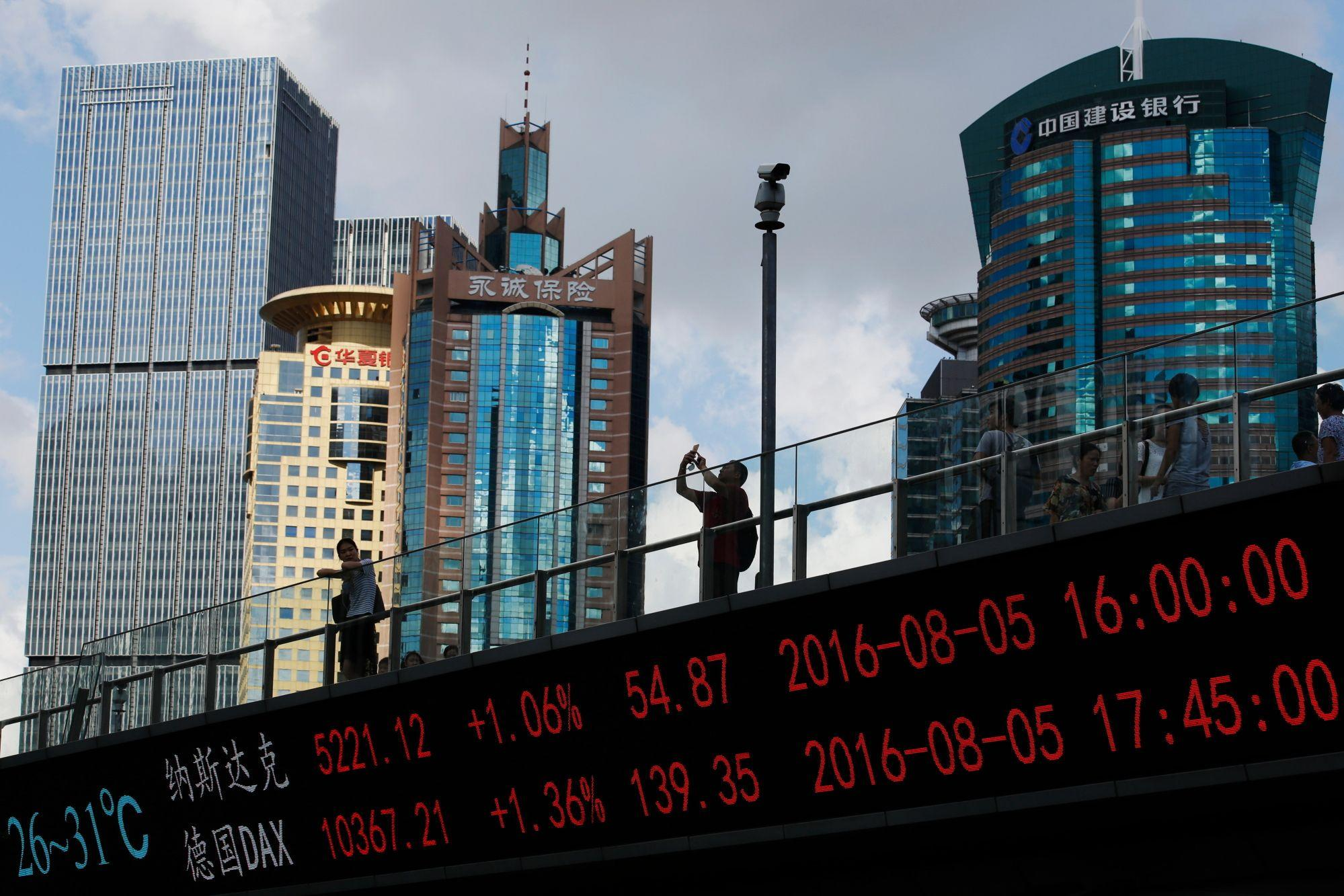 Mounting Signs of Bank Stress in China Prompt Government Action