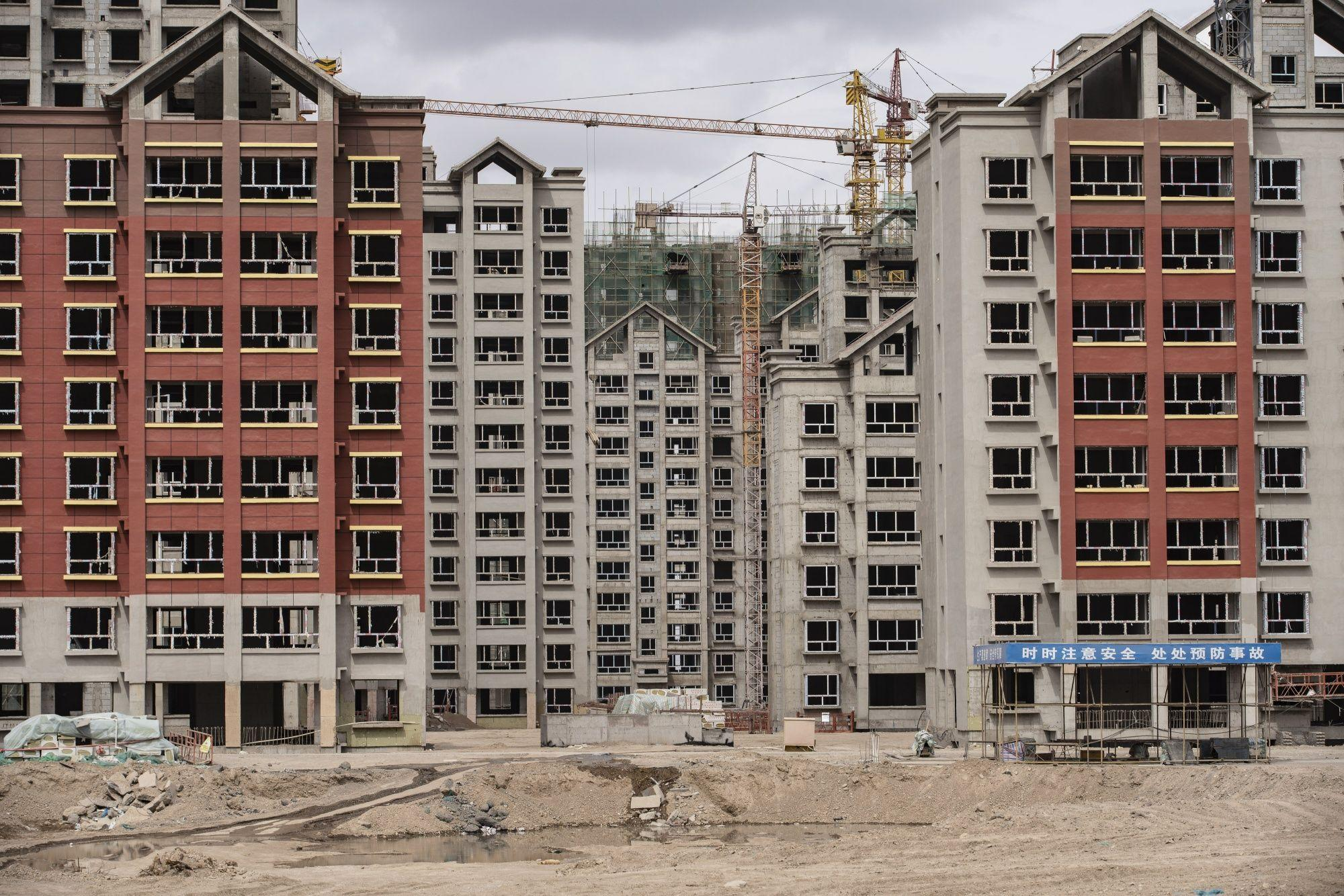 China Developers' Defaults Spread as Languang Misses Payment