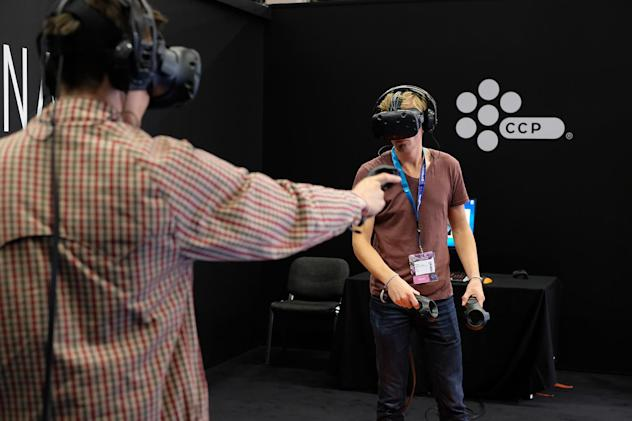 Duel your friends 'Tron'-style in 'Project Arena' VR