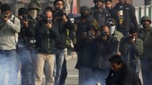 Kolkata clashes: Mediapersons issued fluorescent 'uniforms' to identify them during BJP rally