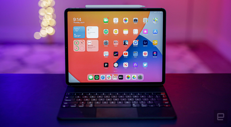 iPadOS 14 hands-on