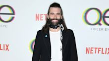 Jonathan from 'Queer Eye' strips down for an unretouched photo and opens up about psoriasis