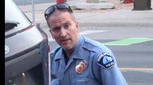 George Floyd: le policier Derek Chauvin libéré sous caution