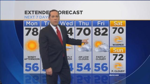 CBSLA Late-Afternoon Newsbrief (March 16)