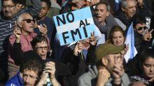 Argentina tem grande manifestação contra FMI