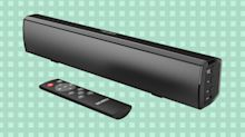 Who knew Amazon's No. 1 best-selling soundbar was just $37?