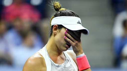 U.S. Open 2016: Garbine Muguruza upset in second round
