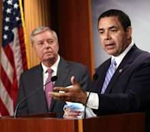 'Something has to change': Sen. Lindsey Graham, Rep. Henry Cuellar call on Biden to appoint 'border czar'