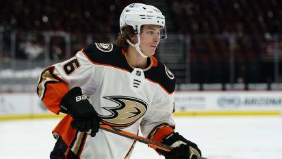 Hockey Waiver Wire: Pick up Trevor Zegras now