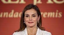 Afirman que rostro de la reina Letizia parece de cera; mira las fotos