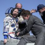 NASA astronaut returns safely to Earth after six months in space