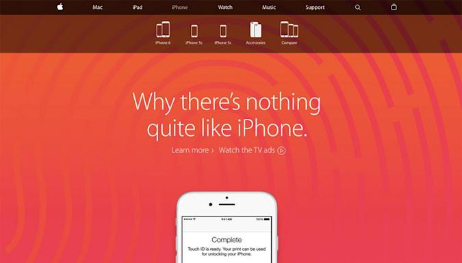 Apple's website redesign kills separate 'Store' section