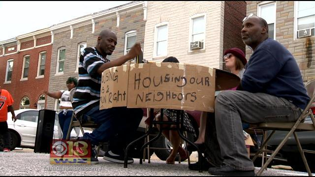 Baltimore Communities Work To Keep Streets Safe, Curb Violence