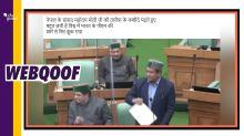 Himachal Cong MLA's Video Shared as Nepal MP Criticising PM Modi