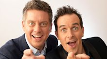 Dick and Dom are making a show for adults, and hoping their old fans will tune in