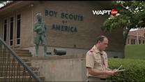 Anti Gay Boy Scout Rally