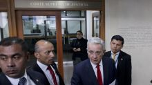 House arrest of Colombia's Uribe exposes post-peace tensions