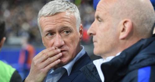 Foot - Bleus - Didier Deschamps : «Pas une partie de plaisir»