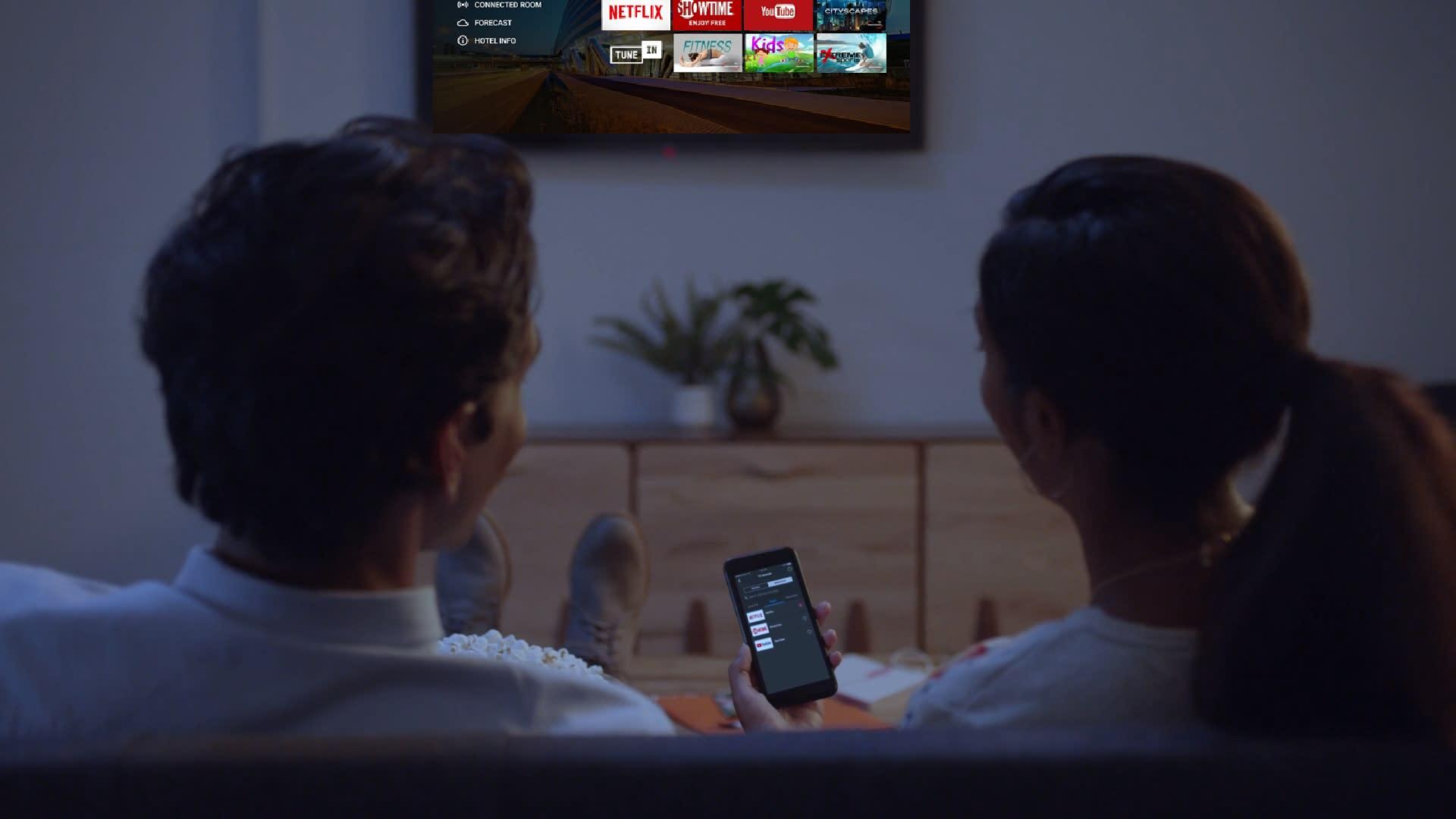 Netflix to scale down European network traffic after EU pressure