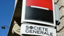 Libya settlement cuts into Societe Generale profit