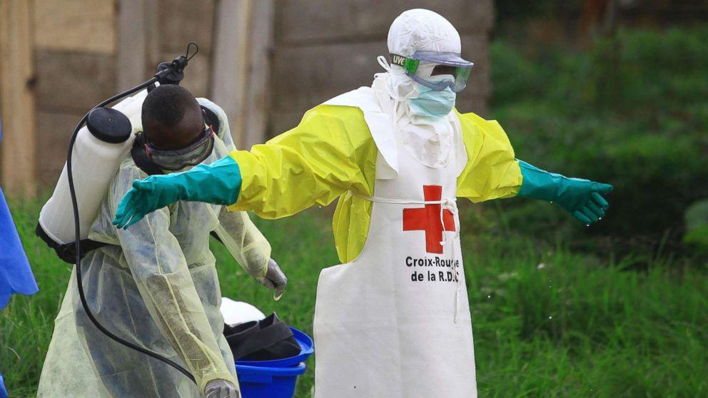 Democratic Republic of Congo's current Ebola outbreak worst in country's history, officials say
