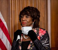 California Rep. Maxine Waters says Biden 'can't go home' without choosing a Black woman as his running mate