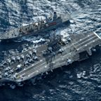 The Navy's Secret Fear: Could the Mighty Aircraft Carrier Be Too Big To Fail?