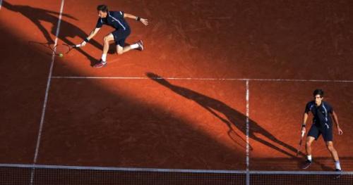 Tennis - ATP - Monte-Carlo - Monte-Carlo : Pierre-Hugues Herbert et Nicolas Mahut s'inclinent en demi-finale