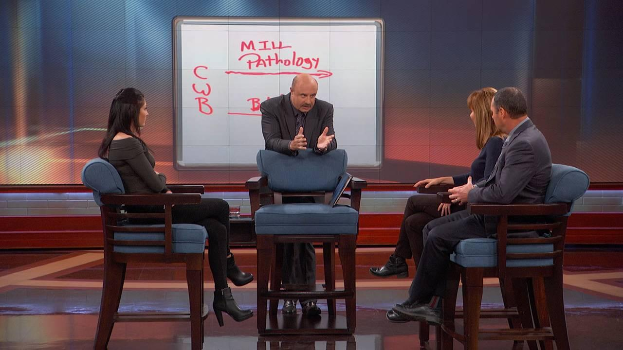 Dr. Phil To Parents: 'You Can't Have A Psychiatric ...