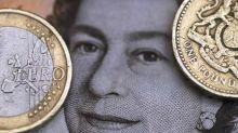 Sterling Hits Intraday Lows as May Says UK-EU at Impasse