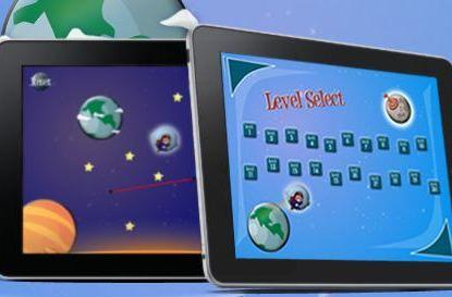 Gamesalad supports iPad game development